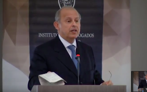 Advogado Alberto Zacharias Toron (Foto: Reprodução)