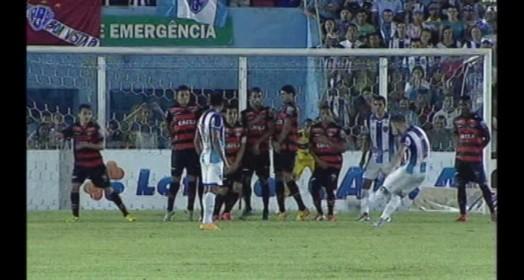 intransponível! (Divulgação / Atlético-GO)