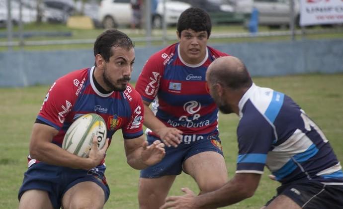 São José Rugby x Spac (Foto: Divulgação/São José Rugby)