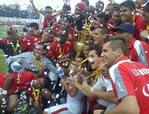Noroeste campeão Copa Paulista (Foto: Fábio Leopissi/TV TEm)