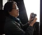 Park Chan-wook no set do filme 'Segredos de sangue' | Divulgação