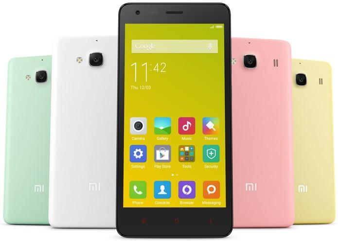Redmi 2 Pro só pode ser comprado em eventos de vendas da Xiaomi (Foto: Divulgação/Xiaomi)