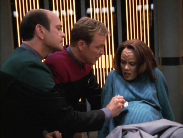 Star Trek Fim do Jogo: Partes 1 e 2 (Foto: reprodução)