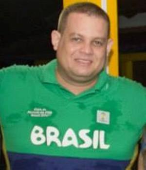 Kennedy Cavalcante, torcedor Acre (Foto: Kennedy Cavalcante/Arquivo Pessoal)