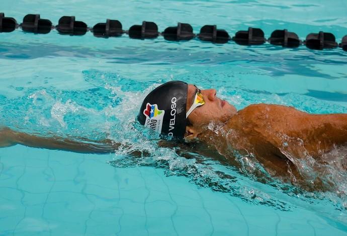 Frederico Castro é maranhense e disputa a competição pelo Sampaio Corrêa (Foto: Divulgação)