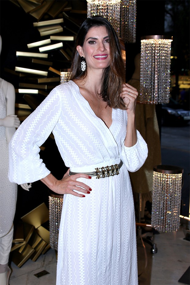 Isabella Fiorentino (Foto: Thiago Duran / AgNews)