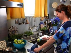 'Cozinha Prtica coim Rita Lobo' - Ep. 13 destaco  (Foto: Reproduo / GNT)