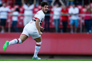 Alexandre Pato São paulo x Cruzeiro (Foto: Getty Images)