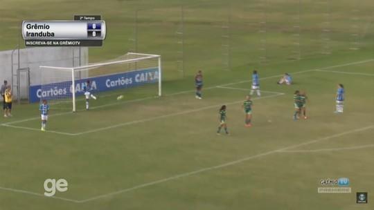 Iranduba vence Grêmio por 1 a 0 e mantém liderança do Brasileiro feminino