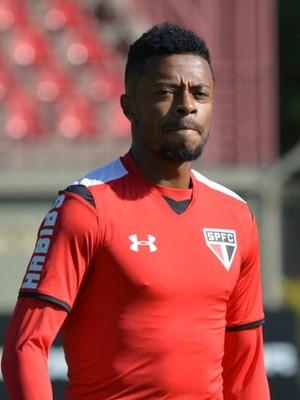 Michel Bastos São Paulo (Foto: Renata Lutfi / site oficial do São Paulo FC)