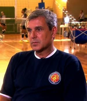 Ze Roberto Guimarães (Foto: Reprodução / SporTV)