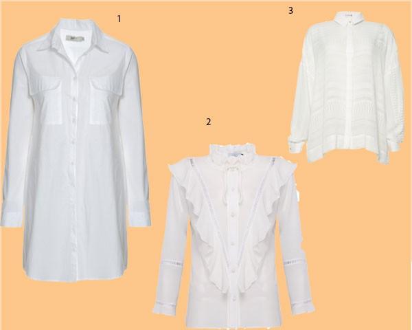 As camisas possuem várias modelagens no mercado (Foto: Divulgação)