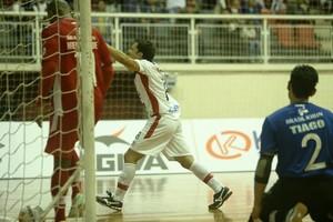 Joinville, Sorocaba, futsal, Liga Futsal, LNF (Foto: Divulgação / Krona Futsal)