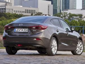 Mazda3  (Foto: Divulgação)