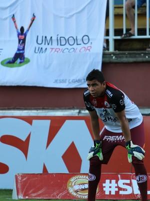Ivan Joinville 1 x 0 1este (Foto: Divulgação/Joinville)