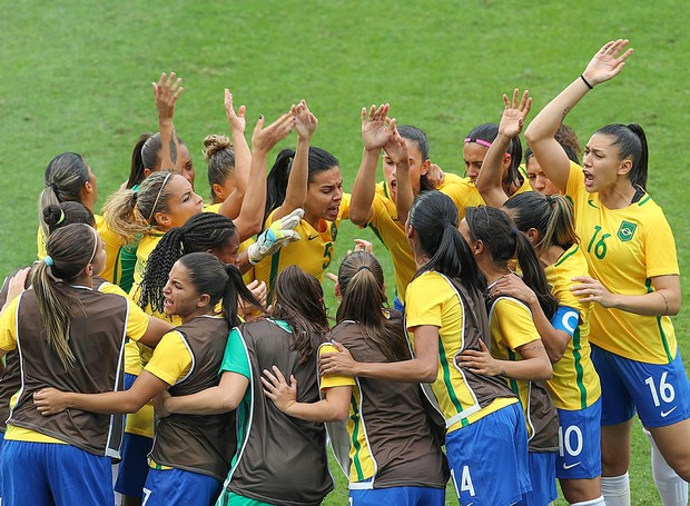 futebol (Foto: Ricardo Stuckert / CBF)