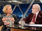 Andrea Beltrão comenta dificuldades viver personagem na peça 'Jacinta'