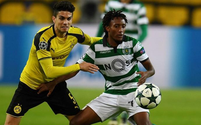 Gelson Martins Sporting (Foto: AFP)