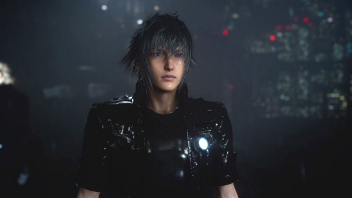 Final Fantasy 15 foi um dos destaques da semana (Foto: Reprodução/Gematsu)