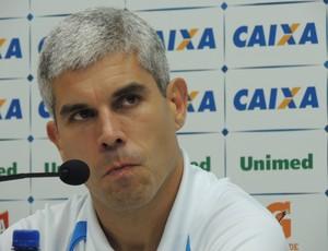 Ricardinho, técnico, avaí, ressacada, (Foto: Jamira Furlani / Avaí FC)