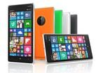 Microsoft lança novo smartphone Lumia 830, um 'top de linha acessível'