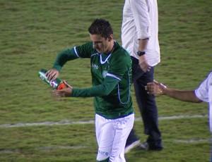 Fumagalli meia Guarani (Foto: Carlos Velardi / EPTV)