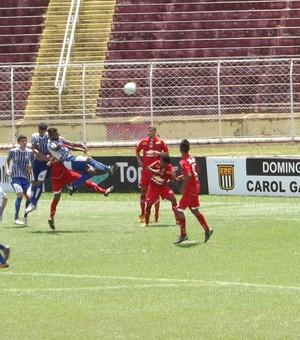 Noroeste x Aquidauanense Copa São Paulo (Foto: Sérgio Pais)