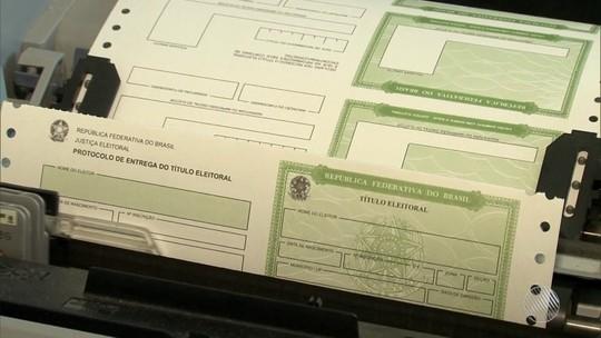 Cidades enfrentam problemas com biometria eleitoral no interior da BA