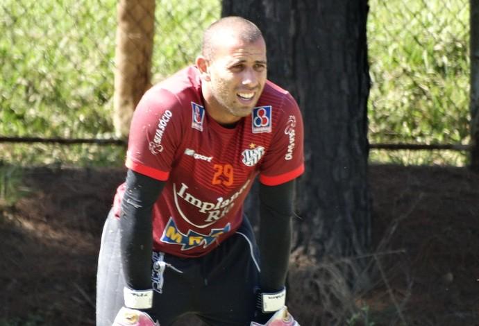Rafael Santos Tupi-MG (Foto: Leandro Colares)