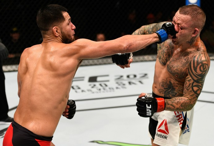 Jorge Masvidal, Ross Pearson, UFC 201, MMA (Foto: Getty Images)