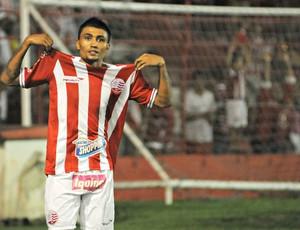 Kieza - Náutico (Foto: Aldo Carneiro/Pernambuco Press)