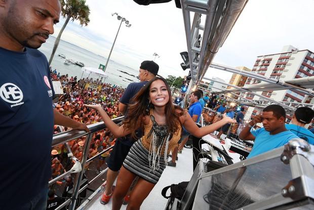 Anitta (Foto: Dilson Silva / AgNews)