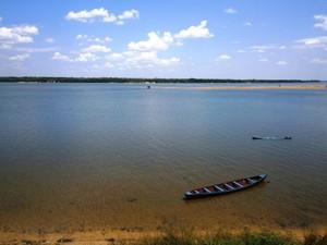 Araguatins (TO) é uma das cidades nas margens do rio Araguaia (Foto: Sydney Neto/ TV Anhanguera)