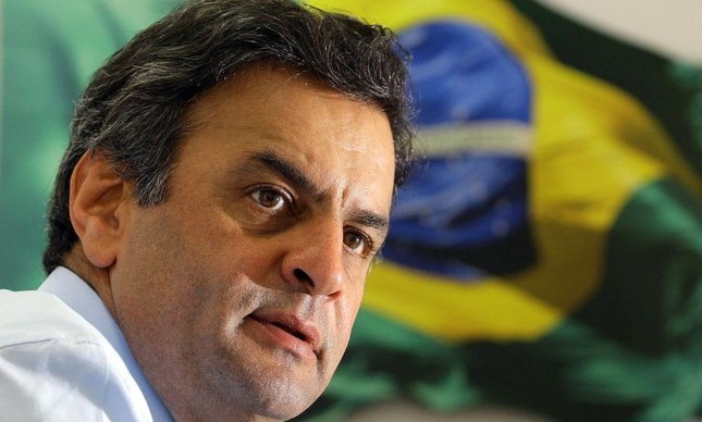 Aécio Neves  (Foto: Dida Sampaio / Agência Estado)