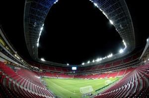 Náutico x Londrina Arena de Pernambuco; Arena Pernambuco (Foto: Marlon Costa / Pernambuco Press)