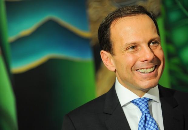 O apresentador João Doria Jr. , presidente do grupo de Líderes Empresariais (LIDE) (Foto: Divulgação)