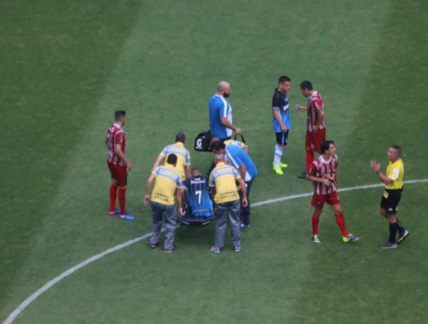 Grêmio x Passo Fundo Arena do Grêmio Luan GrÊmio