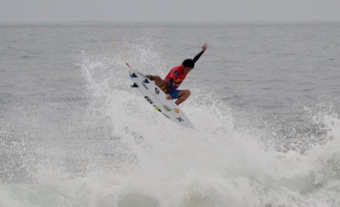 Filipe Toledo, Filipinho, QS de Maresias (Foto: Danilo Sardinha/GloboEsporte.com)