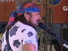 Bell puxa trio sem cordas no Campo Grande: 'O carnaval começa agora'
