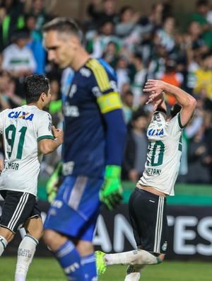 Coritiba x Palmeiras gol