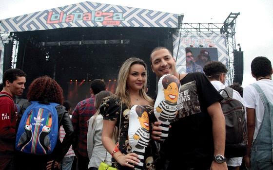 Lollapalooza Pixuleco (Foto: Nina Finco)