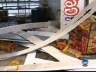 Criminosos explodem cofre de posto de combustíveis em Sorocaba