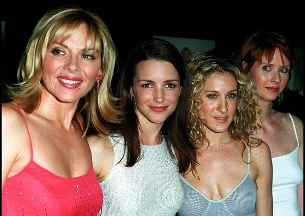 Elenco de Sex and The City (Foto: Getty Images)