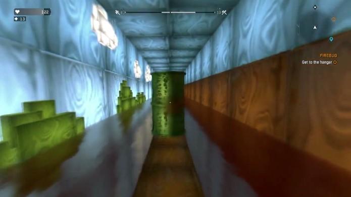 Mundo de Super Mario Bros. pode ser encontrado em chaminé de Dying Light (Foto: Reprodução/YouTube)