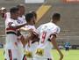 São Paulo goleia Barbarense e chega aos 12 gols em dois jogos na Copinha