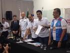 Ministro dos Portos assina obra da Perimetral e faz combate ao aedes