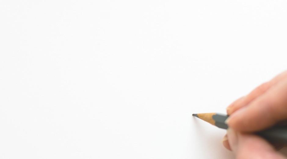 fiado, caderno (Foto: Pexels)