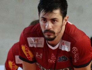 Rodrigo Ribeiro; JF Vôlei (Foto: Raphael Lemos)