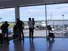 Fluxo de passageiros em Viracopos diminui 12,2% no primeiro semestre