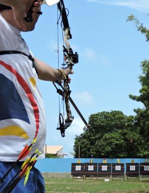 Mais de 20 aletas estiveram presentes na I etapa do Campeonato Cearense (Foto: Tom Alexandrino)